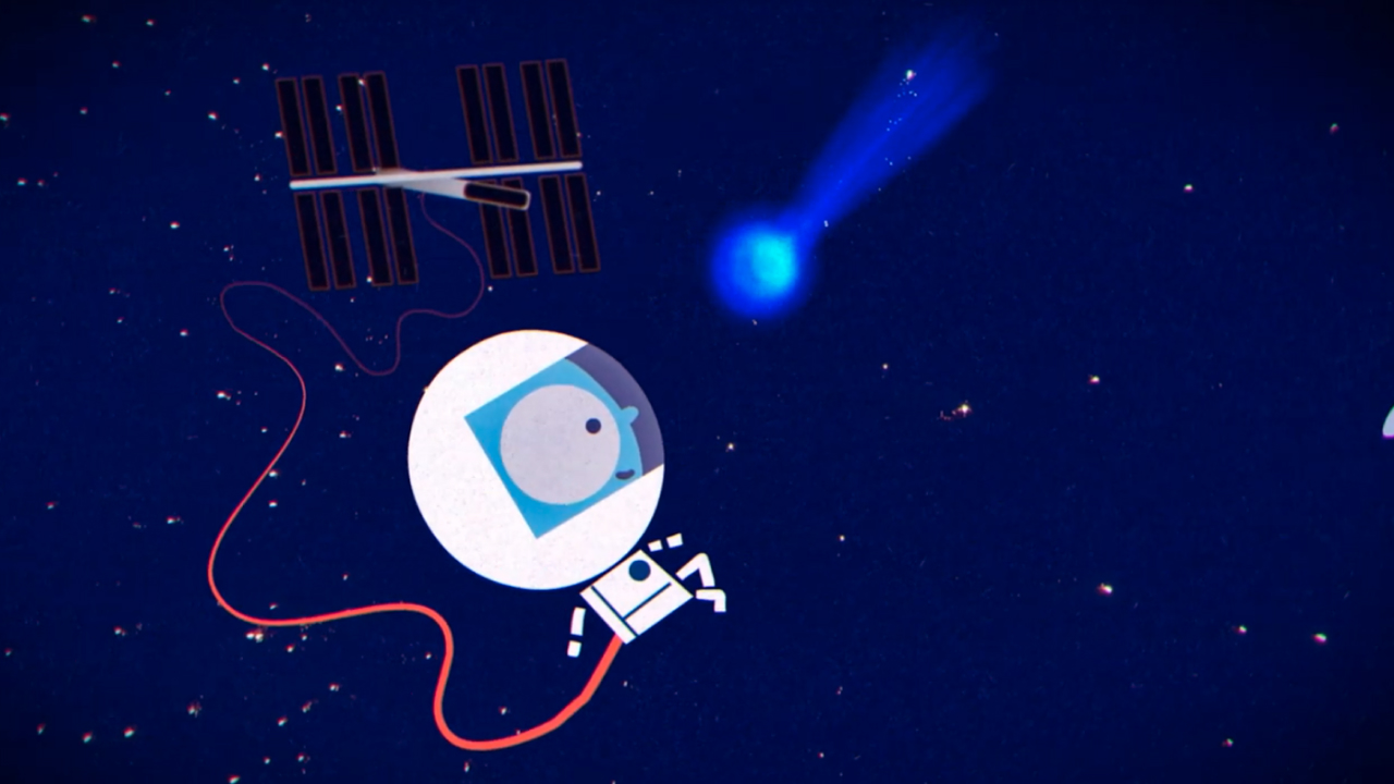 The Blue Comet Conundrum thumbnail