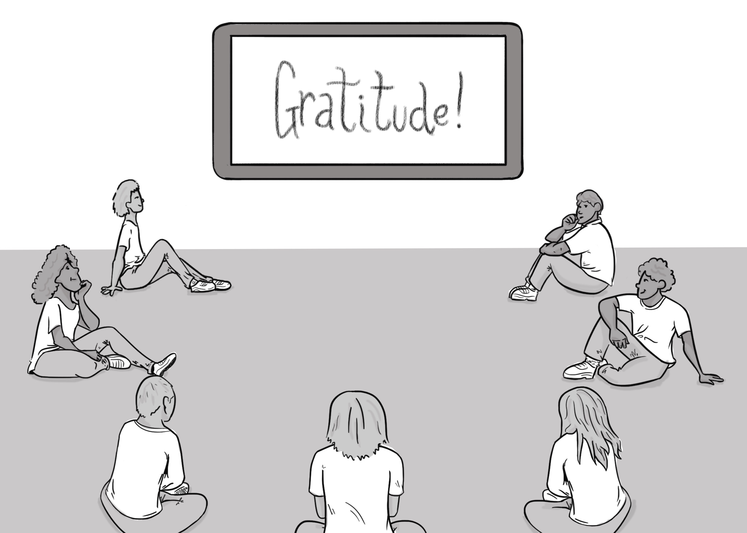 ClassDojo Big Ideas – Gratitude Worksheets