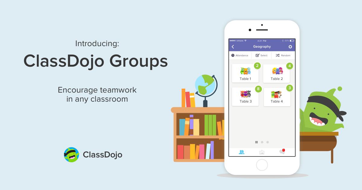 Introducing Classdojo Groups Classdojo