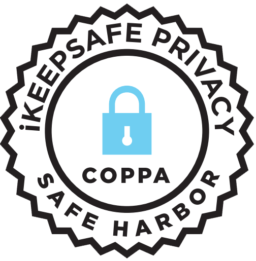 iKeepSafe COPPA Safe Harbor seal
