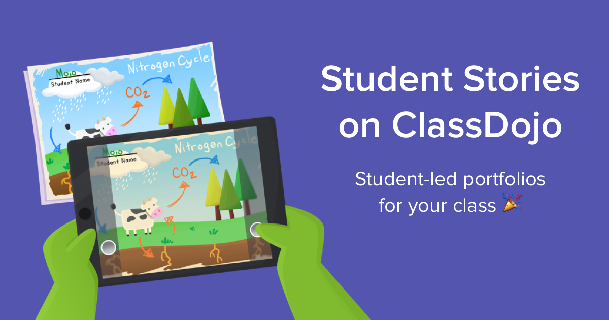 Image result for classdojo student stories