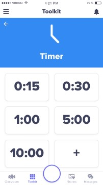 Classroom Timer App for Teachers, Kids & Schools | ClassDojo