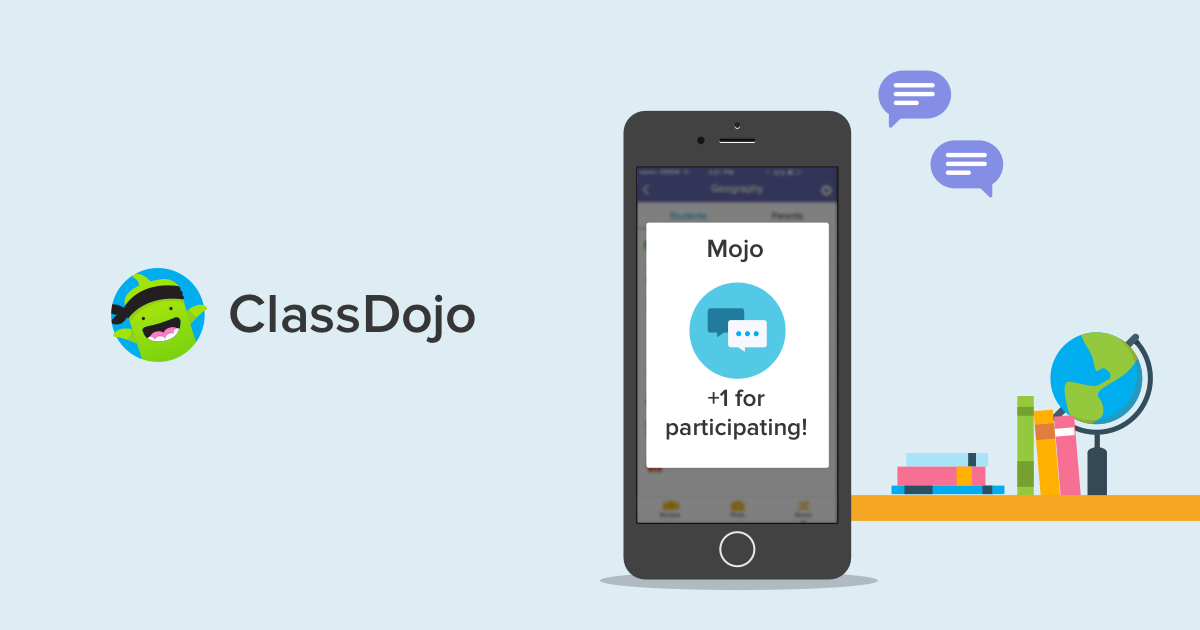 ClassDojo connects teachers with parents and students to build